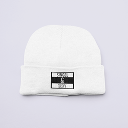 Single & Sexy Beanie One Size