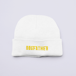 Dogfather Beanie One Size