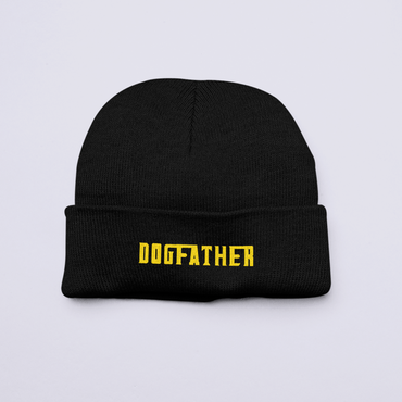 Dogfather Beanie One Size