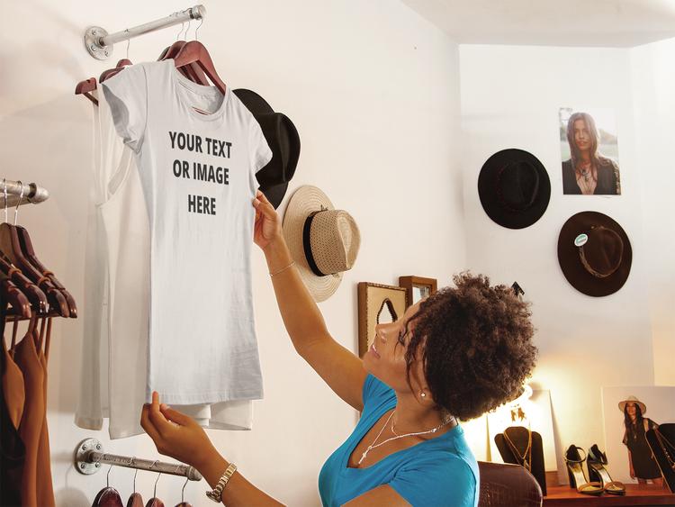 Design Your T-Shirt Men