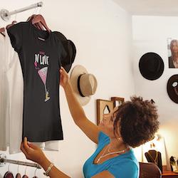 Design Your T-Shirt  Dam