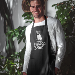 French Bulldog Dad Förkläde