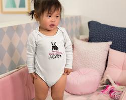 French Bulldog Sister Baby Body
