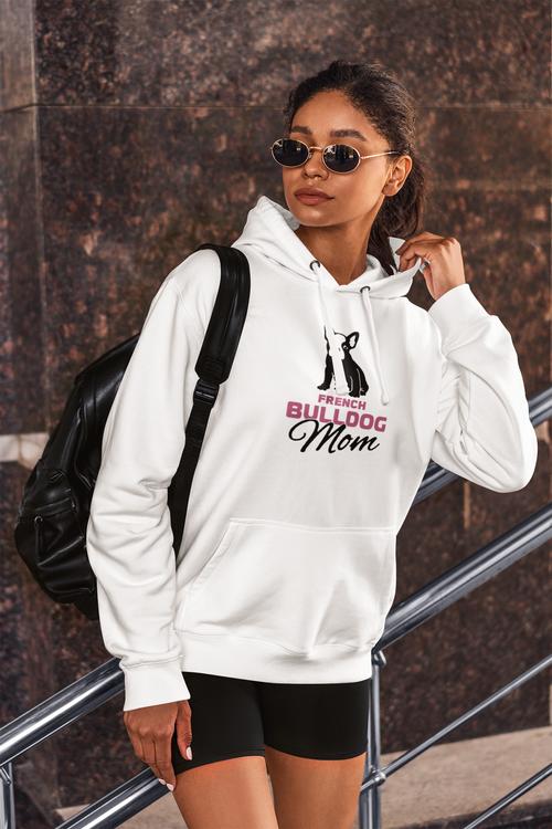 Fransk Bulldog Hoodies, French Bulldog hoodies, Fransk Bulldogg Hoodies