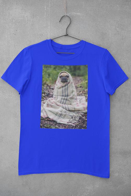 Fransk Bulldog Tshirt-French Bulldog Tshirt Men