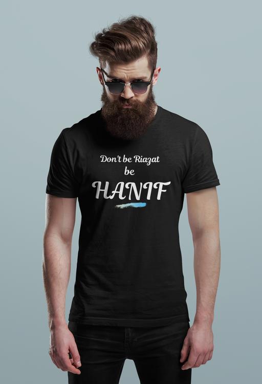 Hanif Bali Tshirt Herr-Svart, Tshirt Hanif Bali