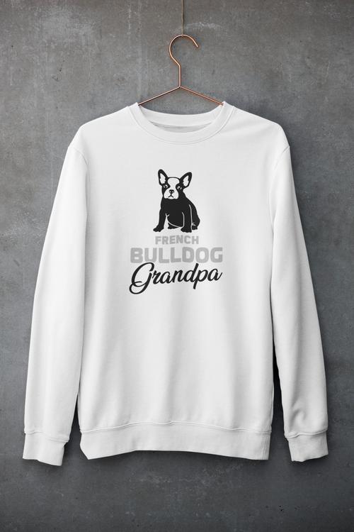 Fransk Bulldog Sweatshirt, French Bulldog sweatshirt, Fransk Bulldog Sweater