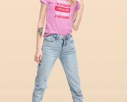 Bitch Please T-Shirt  Dam