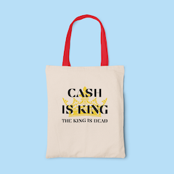 Cash Is King-The King Is Dead Tygkasse