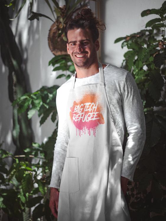Big Tech Refugee Förkläde