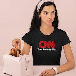 CNN T-Shirt  Dam