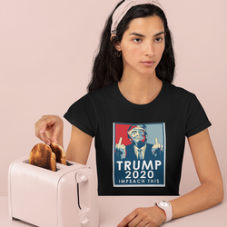 Impeach This!  T-Shirt  Dam