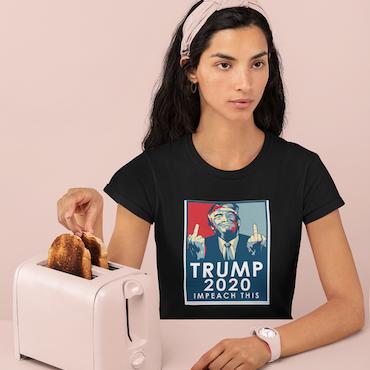 Impeach This!  T-Shirt  Dam