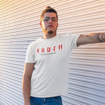 TRUTH T-Shirt Herr