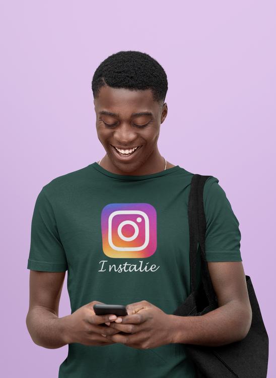 Instagram-Unstalie The Tshirt