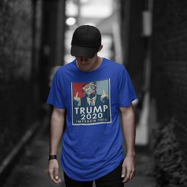 Impeach This! T-Shirt Herr