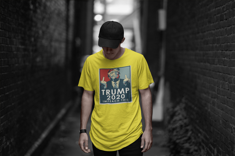 Impeach This! T-Shirt Herr