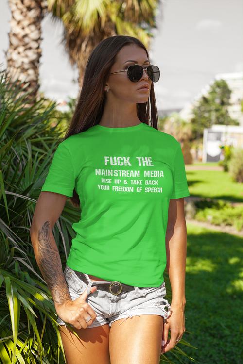 Fuck The mainstreammedia