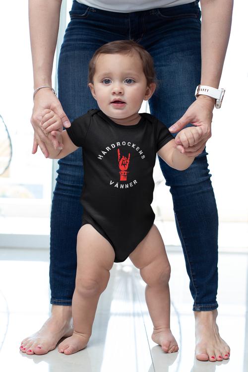 Hårdrockens Vänner Babybodysuit