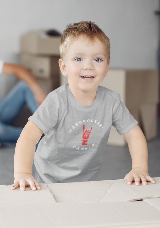 Hårdrockens Vänner T-Shirt Kids