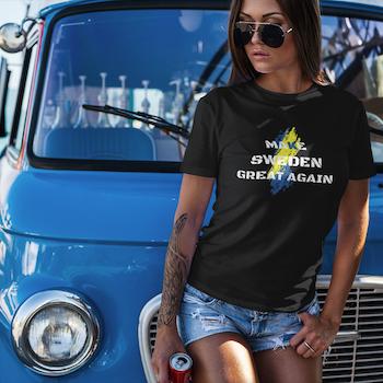 MSGA T-Shirt  Dam