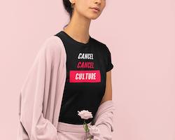 Cancel Cancel Culture T-Shirt Dam