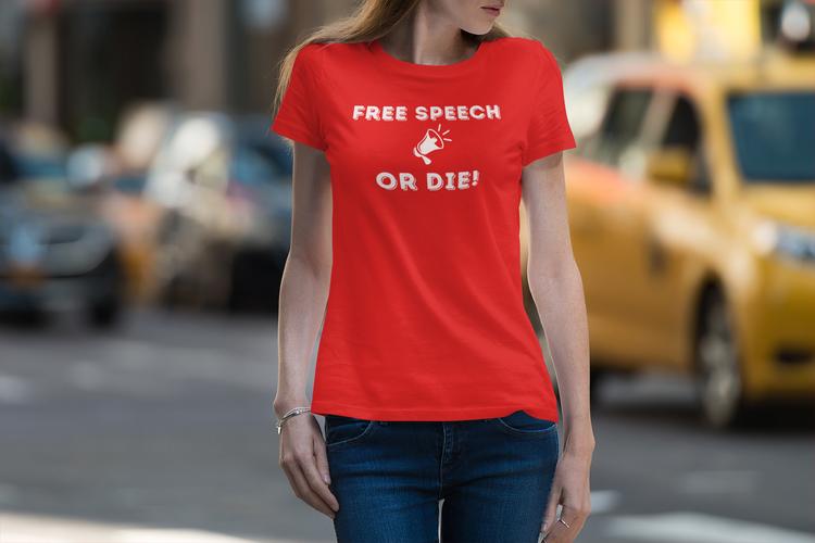 Free Speech Or Die