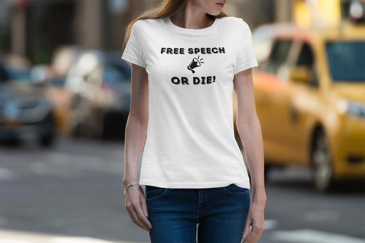 Free Speech By Bianca Muratagic
