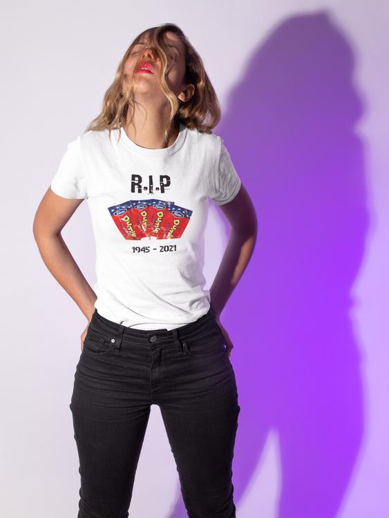 R.I.P Dumleklubban T-Shirt Dam