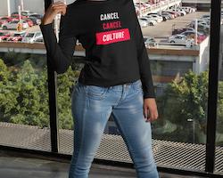 Cancel Cancel Culture Long Sleeve Dam