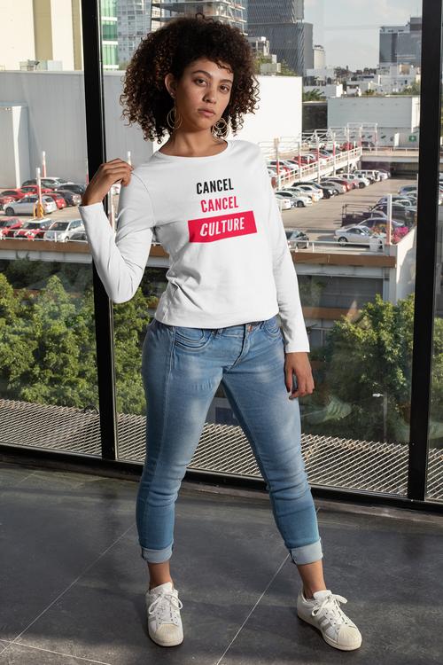 Cancel Cancel Culture Long Sleeve T-Shirt