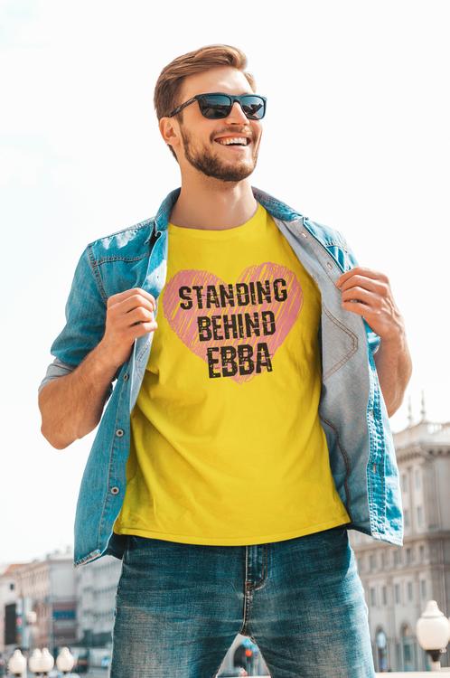 Ebba Busch Thor, Ebba Busch, Ebba Busch Tshirt. KD & Ebba Busch. Kristdemokrtarena. Support Ebba Busch