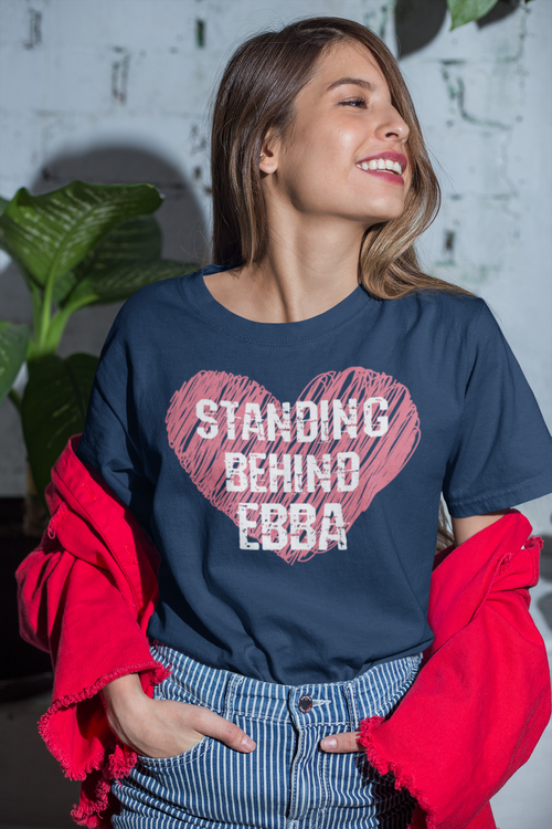 Ebba Busch , Stand Behind Ebba Tshirt