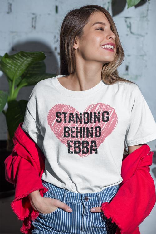 Ebba Busch Thor, Ebba Busch Tshirt, Ebba Busch T-Shirt