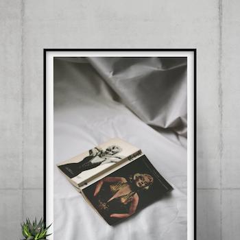 Marilyn Monroe Cover Poster