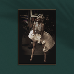 Marilyn Monroe Classic Poster