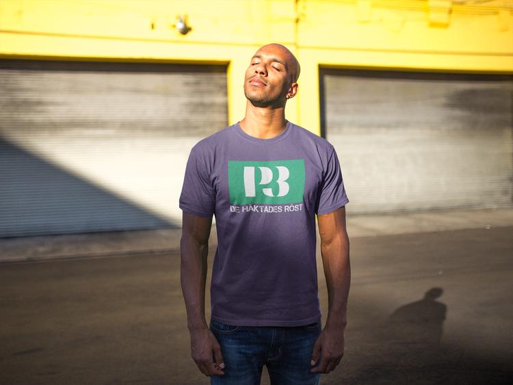 Sveriges Radio, P3 T-Shirt, P3 Guldgalan