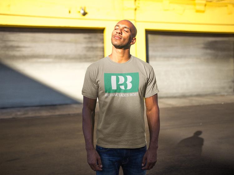 SR P3 Byt jury. Anti Sveriges radio T-Shirt