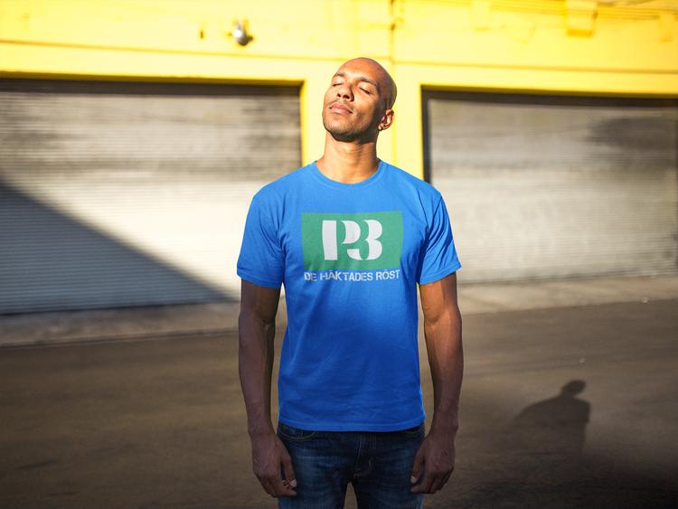 Sveriges Radio, Sveriges Radio P3 T-Shirt. Guldgalan 2021