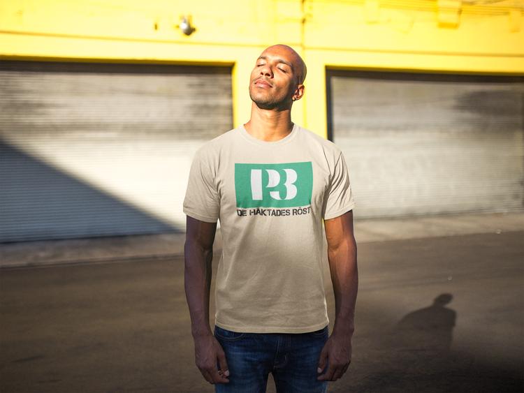 När de häktade är viktigare än offren. SRP3 polarisering T-Shirt