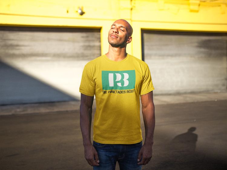 P3 Guldgalan gratulerar årets vinnare 2021. T-Shirt i stort antal storlekar