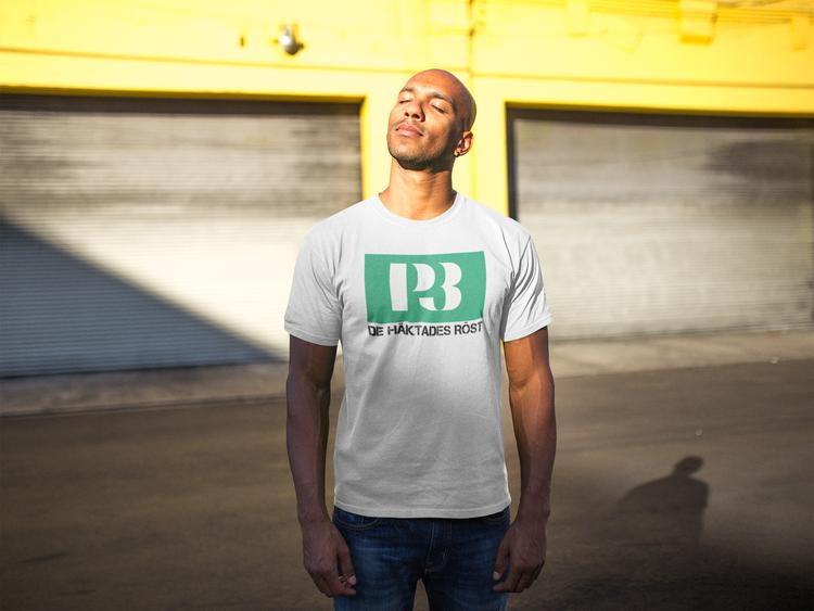 Skrota Sveriges Radio. Lägg ner Public Service omgående T-Shirt