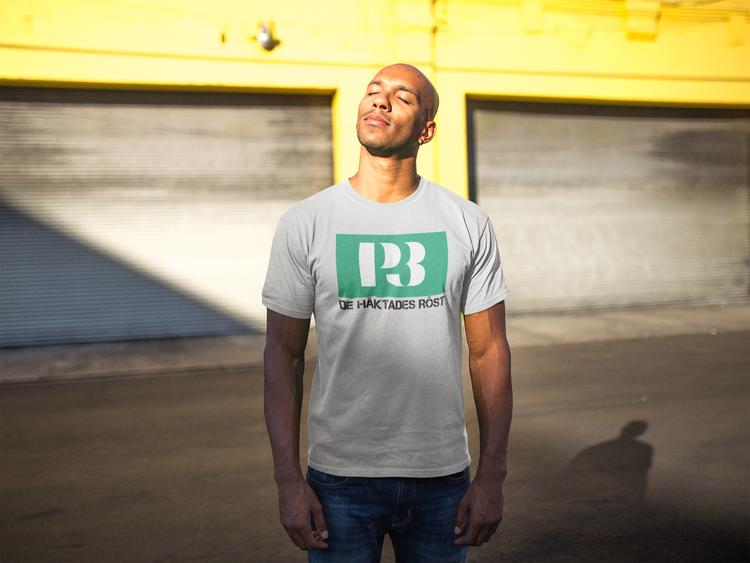 T-Shirts i många färger för Radio P3 och årets guldgala 2021