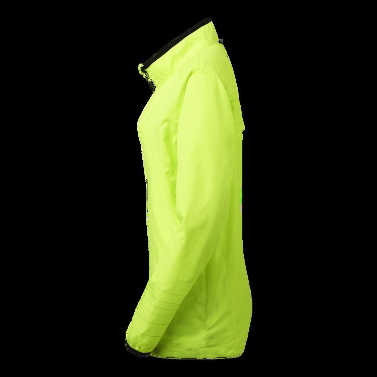 Svenska landslagen supporter vindjacka. Anpassad för träning såsom övriga miljöer. Mesh i rygg för bättre ventilation.