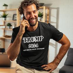 Trump 2024 T-Shirt Herr