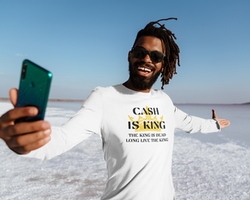 Cash Is King Long Sleeve Herr