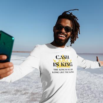 Cash Is King Long Sleeve Herr