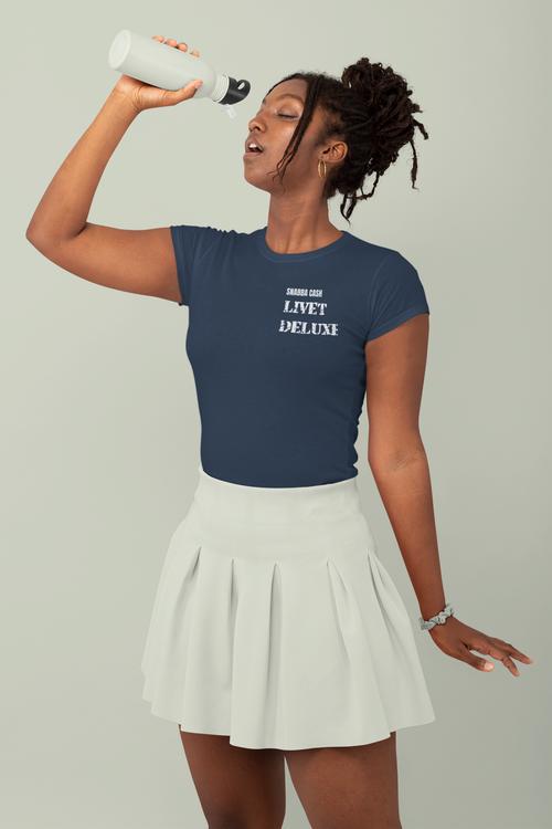 Snabba Cash Livet Deluxe T-Shirt. T-Shirt Dam i flertalet färger
