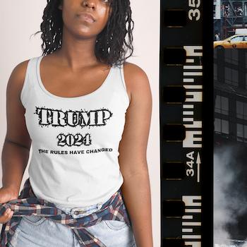 Trump 2024 Tank Top Dam