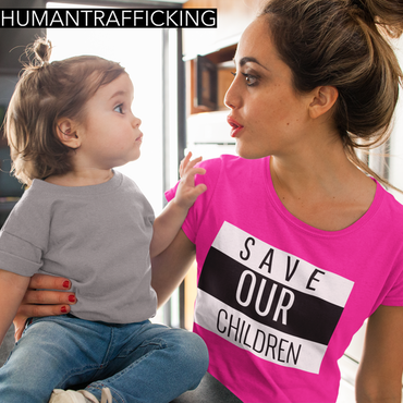 Save Our Children T-Shirt Dam
